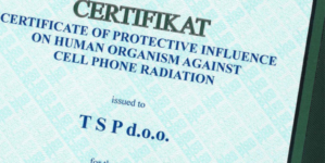 , US Certification for proven and effective protection from harmful EMF