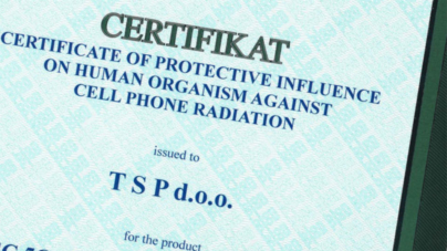 Certified 5G, 4G, 3G protection: the original document issued to 5G MicroShield