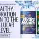 HydroHealth: The Only Deuterium Depleted Water Made In The USA, For Deep Body Hydration
