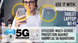 Laptop, Smartphone, Tablet, Wi-Fi Box: Use The 5G Micro Shield Smartcard On Any Device